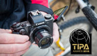Canon PowerShot G5 X kuulutati TIPA auhindade jagamisel parimaks eksperttaseme kompaktkaameraks