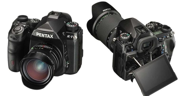 Adobe Lightroom ja Camera Raw tarkvarauuendused lisavad Pentax K-1 peegelkaamera toe