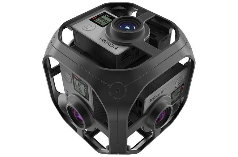 Miks GoPro Omni on eriline 360° kaamerasüsteem?