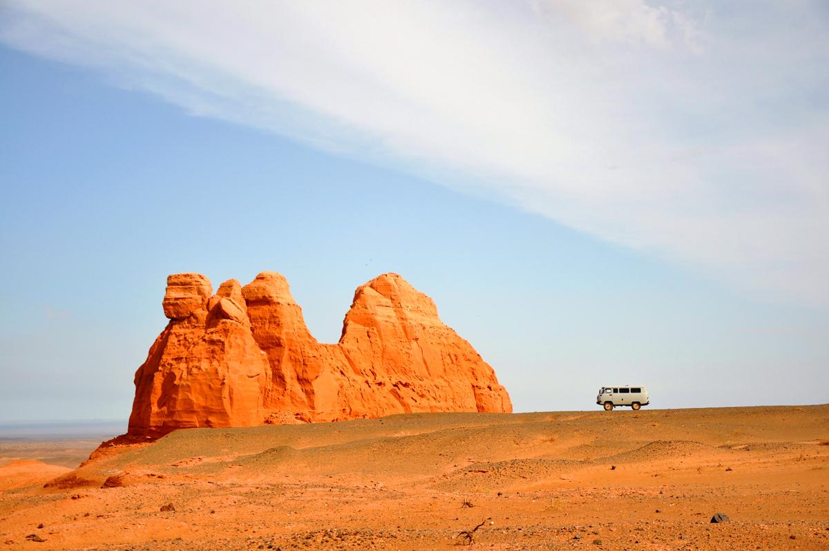 Kõrbelaevad. Khermen Tsav, Gobi, Mongoolia