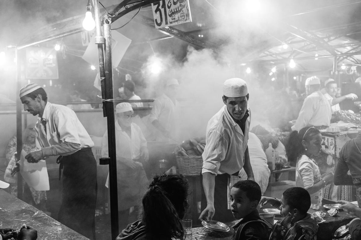 Marrakesh, Maroko