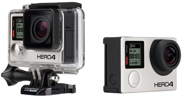 GoPro Hero4 lendab kosmosesse