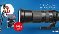 Loodusfotode kahur Tamron SP 150-600mm soodushinnaga + tasuta kaasa väärt abimehed