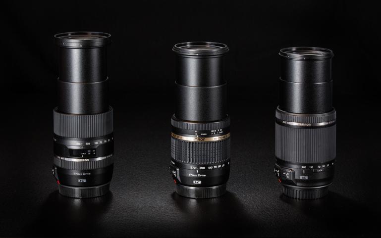 Mida need millimeetrid tähendavad? Tamroni 16-300mm, 18-270mm ja 18-200mm objektiivide võrdlus