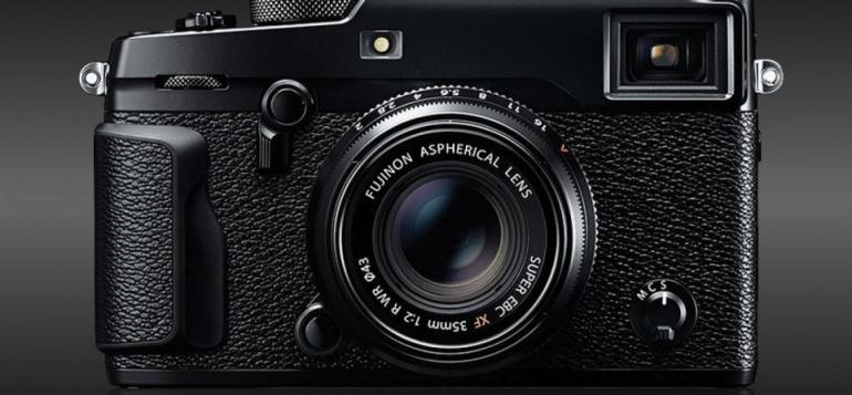 Digitest.ee: Fujifilm X-Pro2 hübriidkaamera