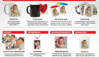 Tartu Kvartali keskuse Photopointi kaupluses saab nüüd tellida enda fotoga kruuse, puslesid, võtmehoidjaid, külmkapimagneteid ja hiirematte ootetööna