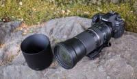 Tõeline loodusfotode kahur Tamron SP 150-600mm hetkel kreisi soodushinnaga