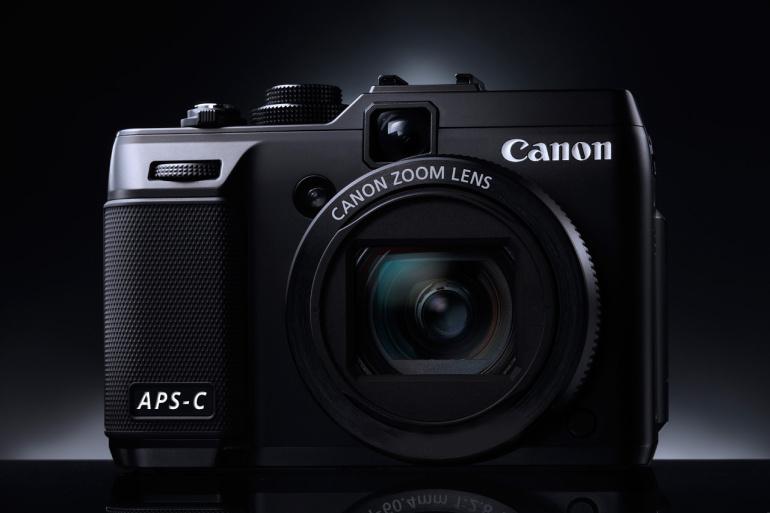 Canoni patent paljastab APS-C sensoriga kompaktkaamera