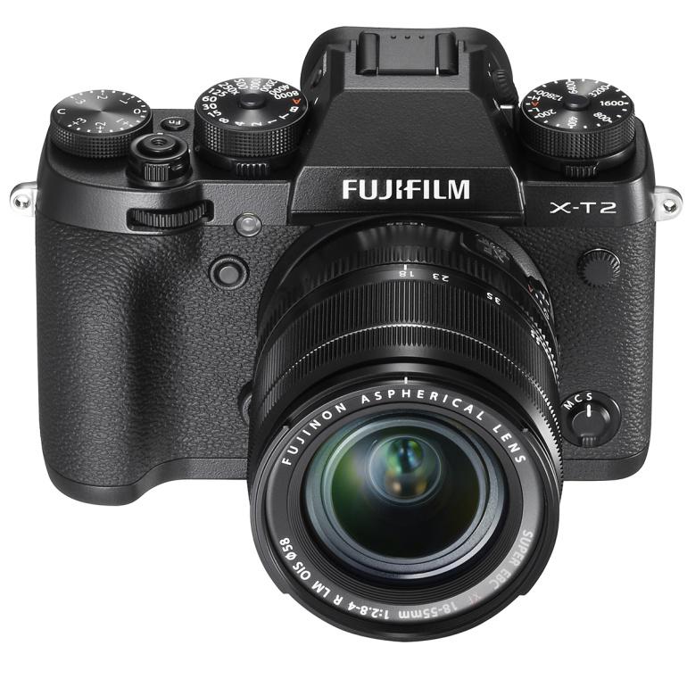 Adobe Camera Raw uuendus toob Fujifilm X-T2 toe