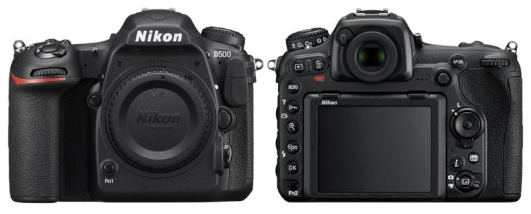 Kas parim poolkaadersensoriga peegelkaamera? Nikon D500 saab Imaging Resource ülevaates maksimumpunktid