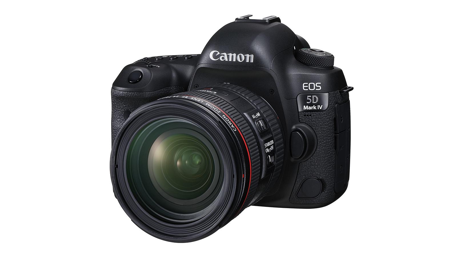 Kuumad kõlakad: Canon EOS 5D Mark IV tarkvarauuendus toob palju väiksema lõikefaktori