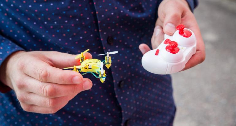 Hubsan minidroonid sobivad niisama mängimiseks või harjutamiseks enne suure drooniga lendamist