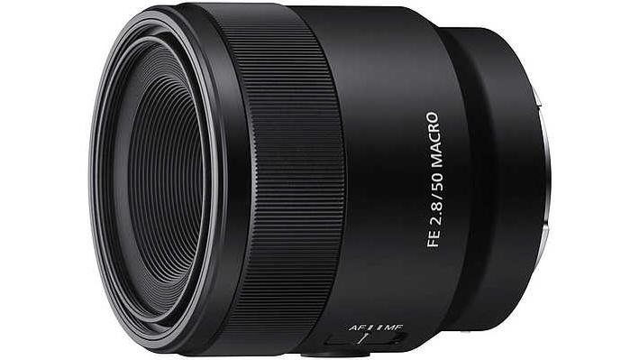 Sony FE 50mm f/2.8 Macro on uus makroobjektiiv täiskaader hübriidkaameratele