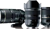 Tamron patenteeris 115mm f/1.4 objektiivi