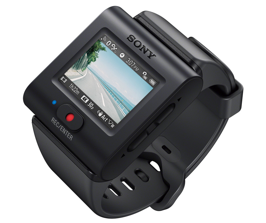 Action Cam Live-View Remote_with_wristband_H160613