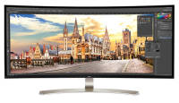 37,5-tolline nõgus LG 38UC99 monitor IFA'l