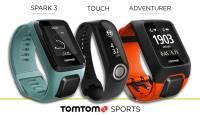 TomTom tuleb lagedale kahe uue GPS-spordikella ja esimese aktiivsusmonitoriga
