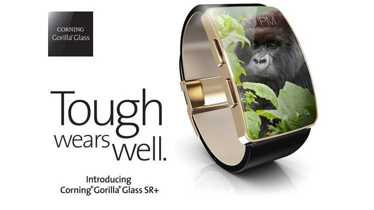 Gorilla Glass leiab tee nutikelladele