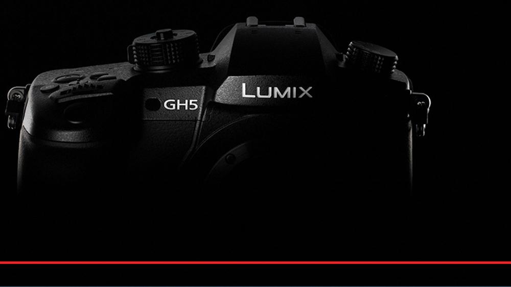 Panasonic Lumix DMC-GH5 hübriidkaamera on töös, tuleb ....