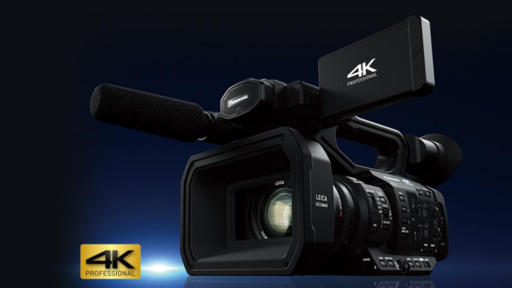 Panasonic HC-X1 on laia vaatenurgaga videokaamera professionaalidele
