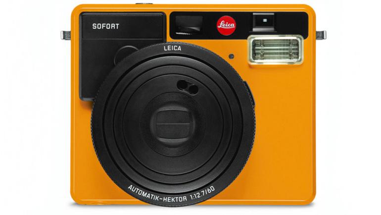 Leica avalikustas enda esimese kiirpildikaamera Sofort