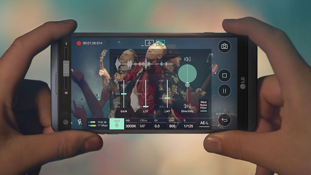 LG V20 tuleb kahe tagakaameraga ning suurepärase helikvaliteediga