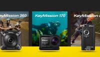 Nikon tutvustas Photokinal kolme KeyMission seikluskaamerat