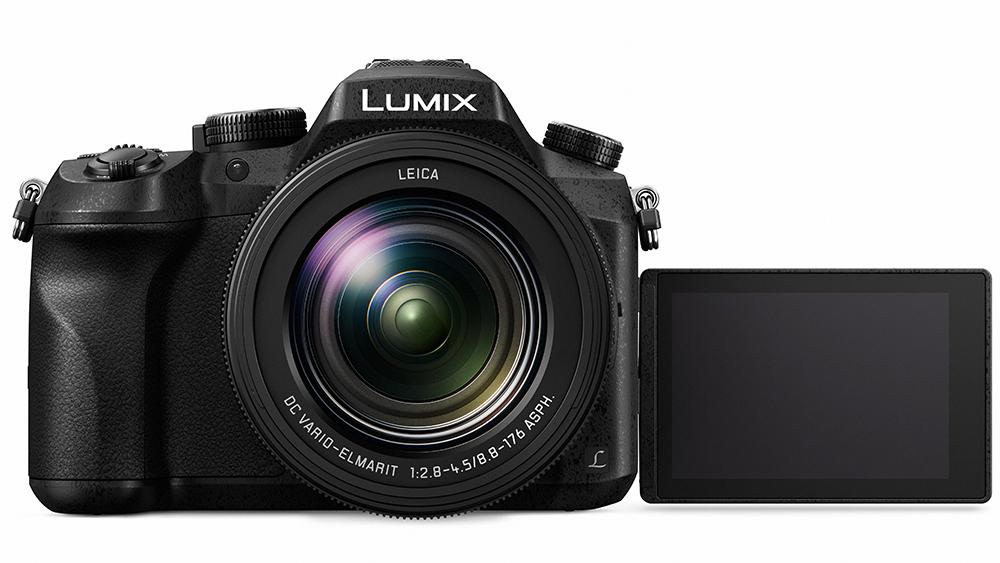 Panasonic Lumix DMC-FZ2000 paneb põhirõhu kvaliteedile mitte suumile