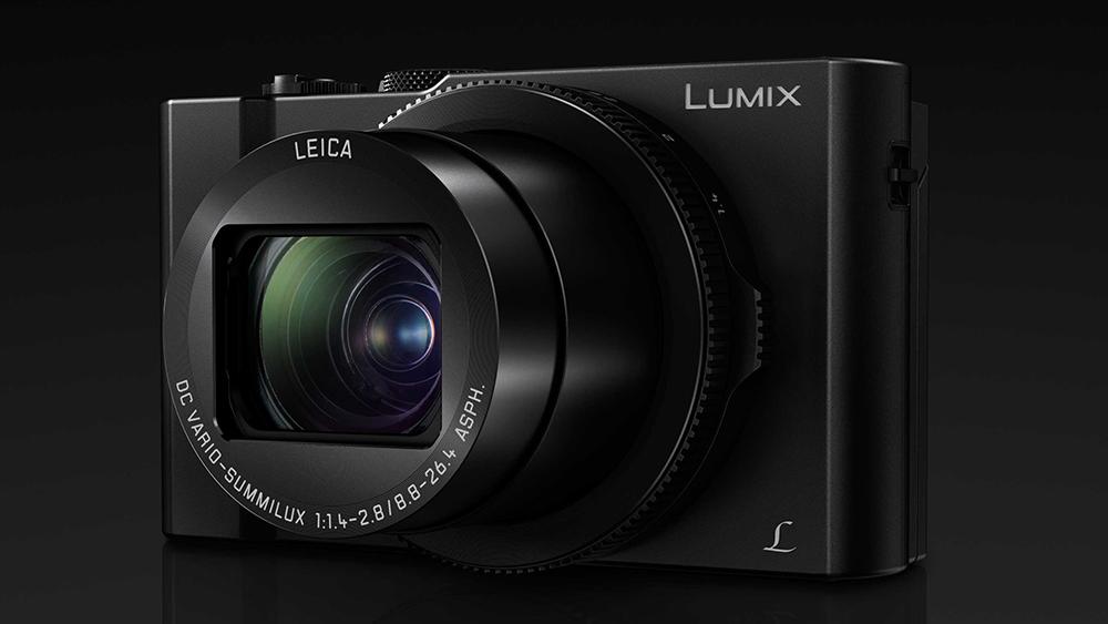 Panasonic Lumic DMC-LX15 tuleb 1-tollise sensori ning valgusjõulise objektiiviga