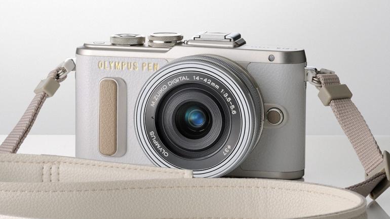 Olympus Pen Lite E-PL8 on kõrgekvaliteediline ning kõige stiilsem selfiekaamera