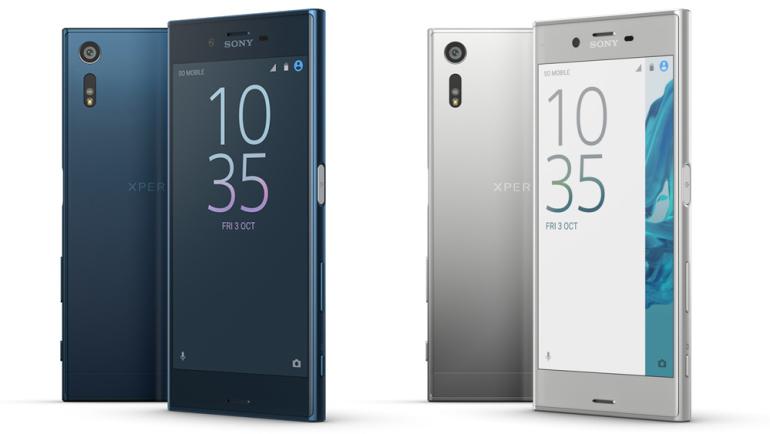 Sony uus lipulaev Xperia XZ ning Xperia X Compact IFA 2016 messil