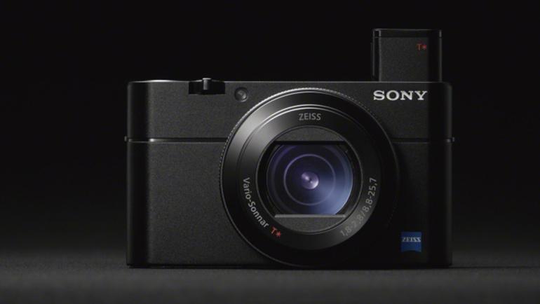 Sony RX100 Mark V on maailma kiireima autofookuse ning sarivõttega kompaktkaamera