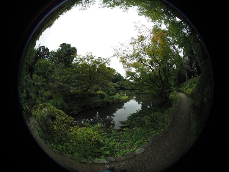 Jaapanlased on tootmas 250-kraadise vaatenurgaga objektiivi Micro Four Thirds kaameratele
