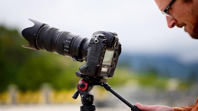 Nüüd saadaval: Manfrotto statiivikomplekt videograafile Befree Live