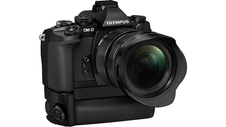 Megahinnaga saadaval vaid 5 Olympus OM-D E-M1 komplekti