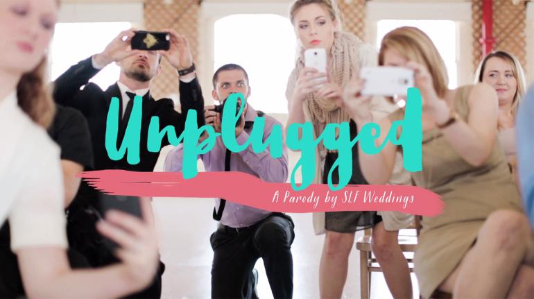 Humoorikas video tögab fotohulle pulmakülalisi