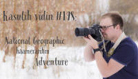 Kasulik vidin #198: National Geographic kaamerarihm Adventure