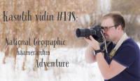 Kasulik vidin #198: National Geographic kaamerarihm Adventure