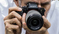 Sony a7 II hübriidkaamera püsivarauuendus v3.30