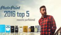 Photopointi TOP 5 enimostetud meeste parfüümi 2016. aastal