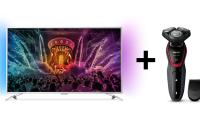 Valitud Philipsi 4K LED televiisorite ostul saad kingituseks pardli