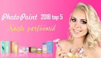 Photopointi enim ostetud TOP 5 naiste parfüümi 2016. aastal