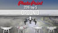 Photopointi TOP 5 enimostetud drooni 2016. aastal