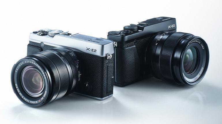 Stiilsed ja võimekad Fujifilm X-E2 ja X-E2S hübriidkaamerad nüüd 100-200€ soodsamad