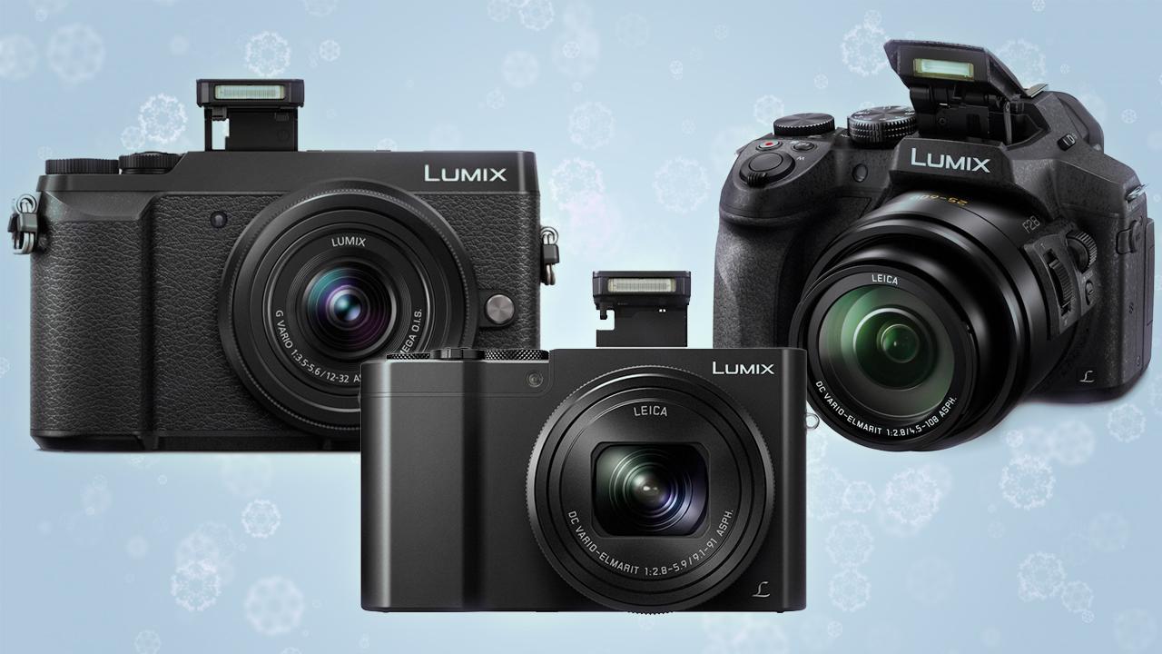Panasonicu jõulukampaania Photopointis