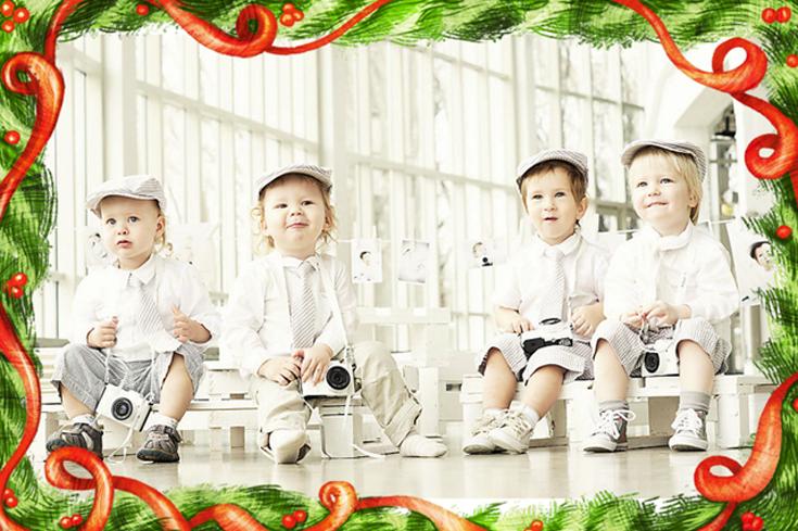 Ehi oma paberfotod tasuta jõulurüüsse