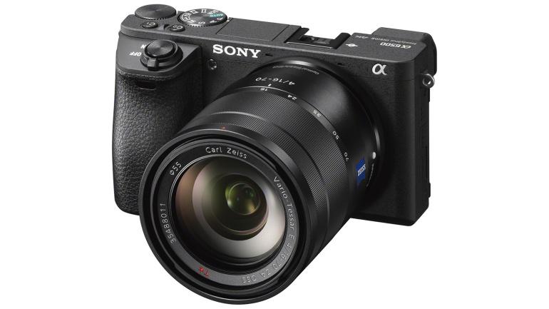 Sony a6500 tarkvarauuendus 1.01