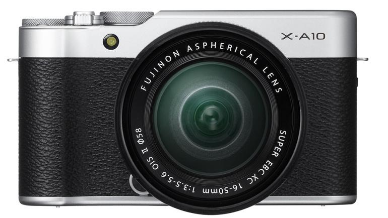 Fujifilm X-A10 on selfie ja taskusõbralik hübriidkaamera