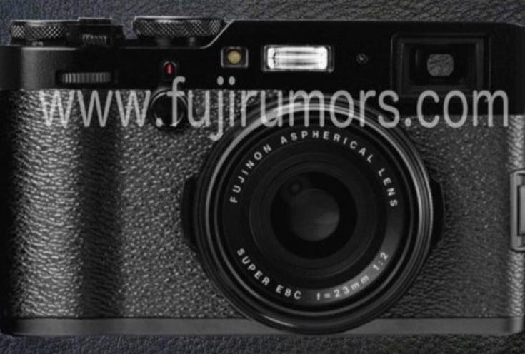 Lekkinud on tulevase Fujifilm X100F pildid