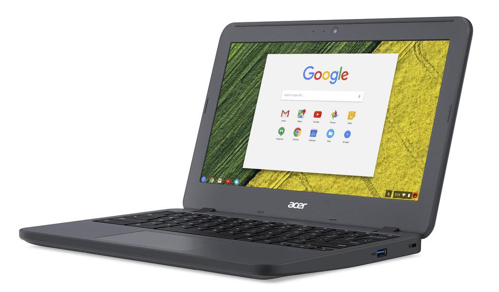 CES 2017: Acer Chromebook 11 N7 on vastupidav ja kompaktne sülearvuti kooli